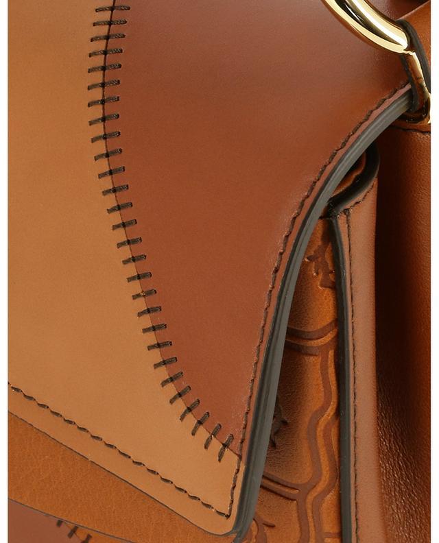 Chloé C leather patchwork crossbody bag CHLOE