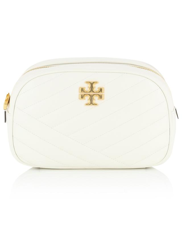 Kira quilted leather crossbody bag TORY BURCH