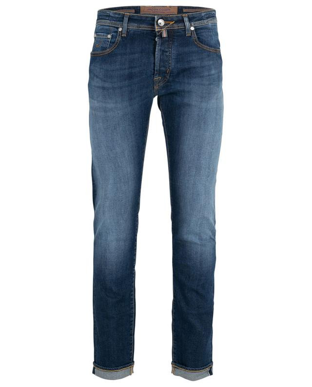 J688 Limited indigo dyed jeans JACOB COHEN