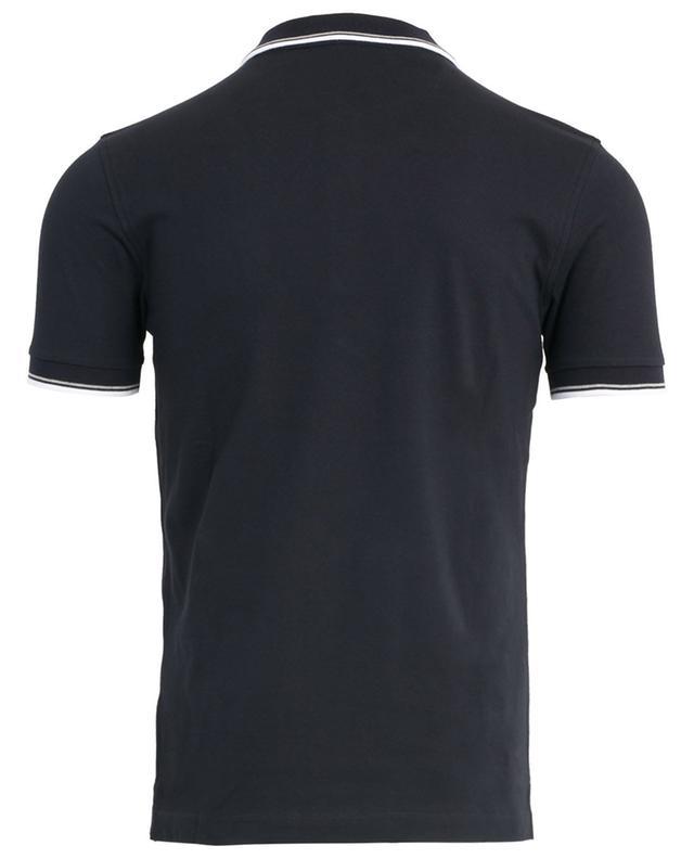 Piqué cotton polo shirt FAY