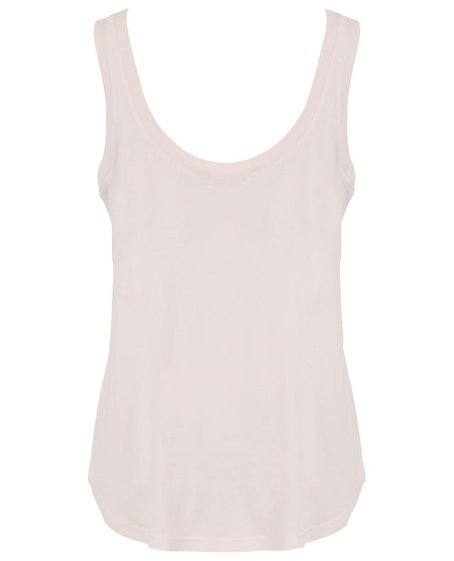 Orfelia jersey tank top with pocket SKIN