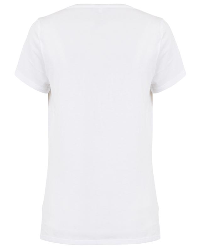 T-shirt à col V Easy SKIN