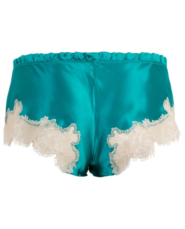 Silk and lace shorty CARINE GILSON
