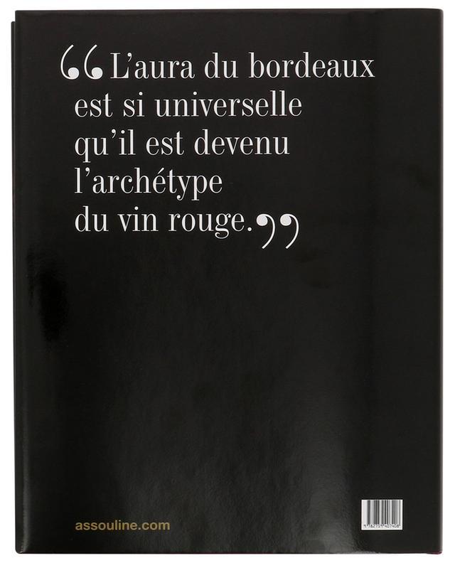 Bordeaux Terre de Légende coffee table book ASSOULINE