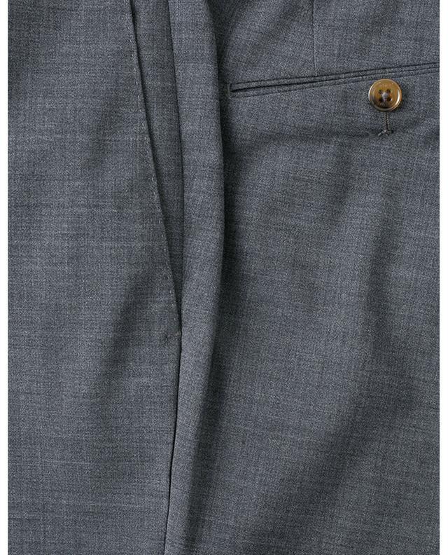 Super Slim Fit wool blend trousers PT01