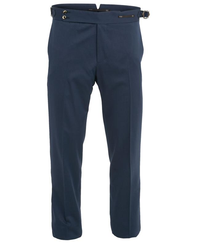 Pantalon chino en laine et coton Evo Fit PT01