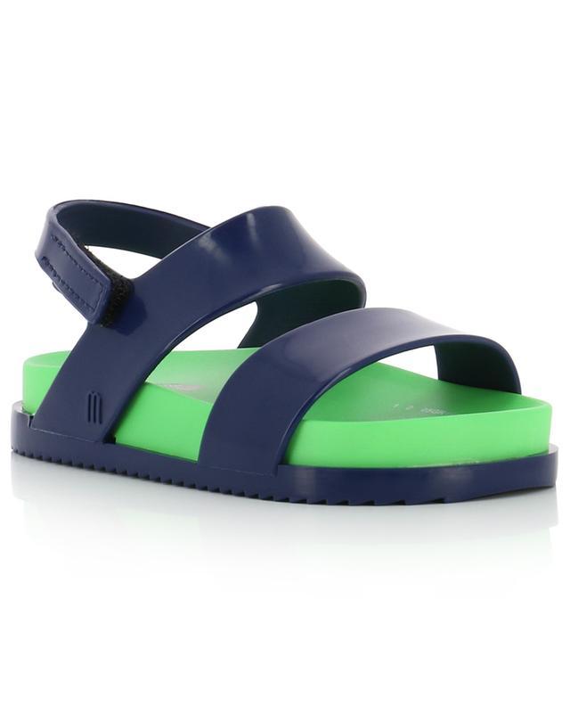 Mini Melissa Cosmic PVC sandals MELISSA ODABASH