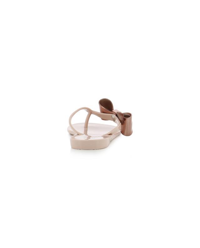 Flip-Flops aus PVC mit Schleife Mel Harmonic Celebration MELISSA