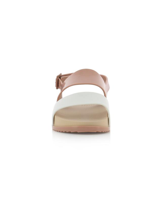 Zweifarbige PVC-Sandalen Mel Cosmic MELISSA