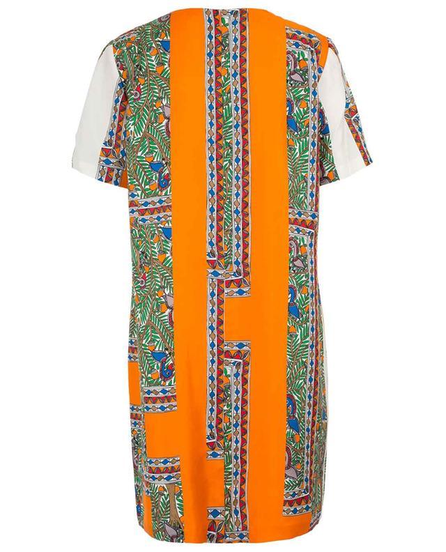 Something Wild silk shift dress TORY BURCH