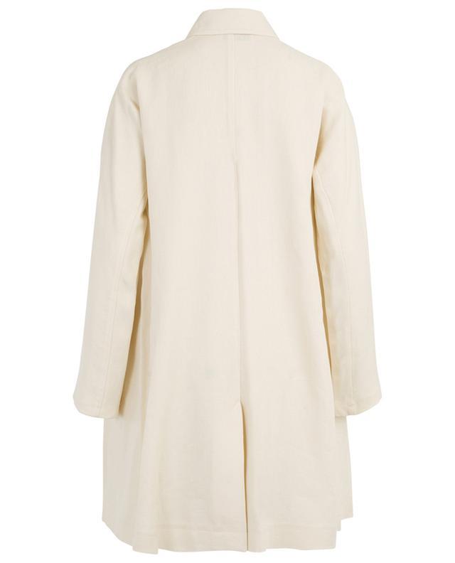 Oversized linen coat MANSUR GAVRIEL