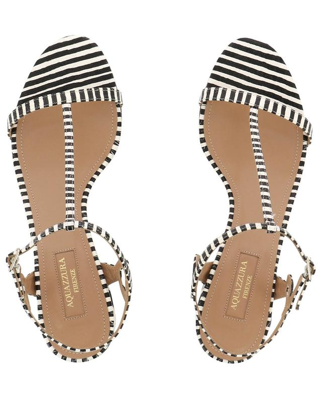 Almost Bare leather sandals AQUAZZURA