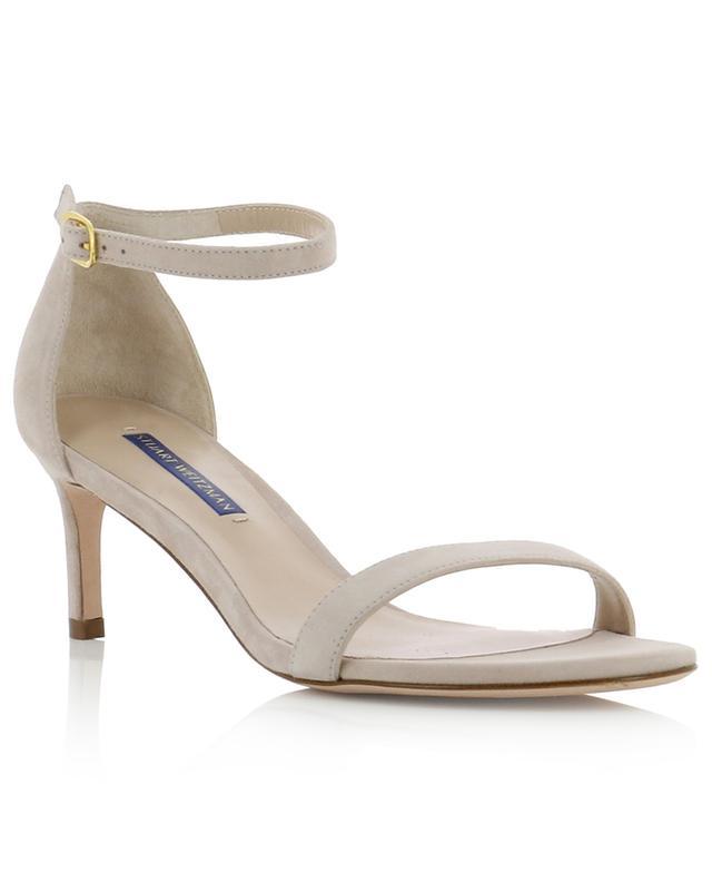 Nunakedstraight 60 suede sandals STUART WEITZMAN