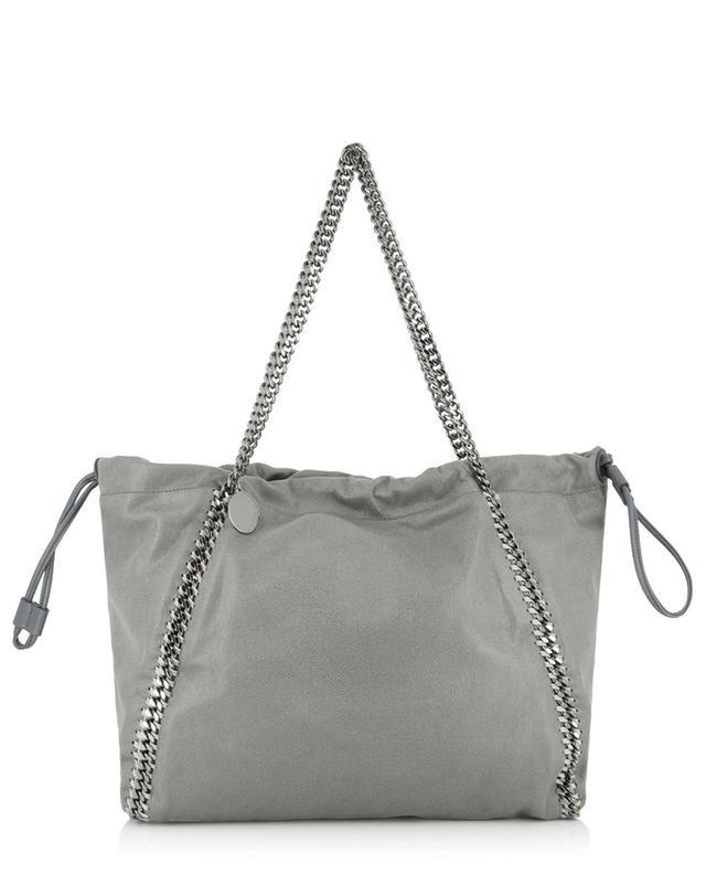 Falabella Shaggy Deer Large tote bag with drawstring STELLA MCCARTNEY
