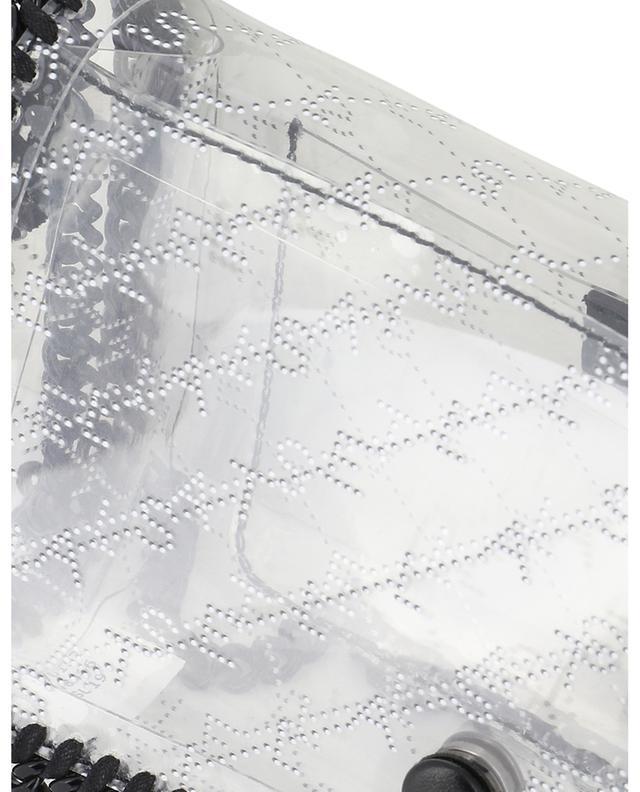 Sac en PVC transparent Falabella Monogram STELLA MCCARTNEY