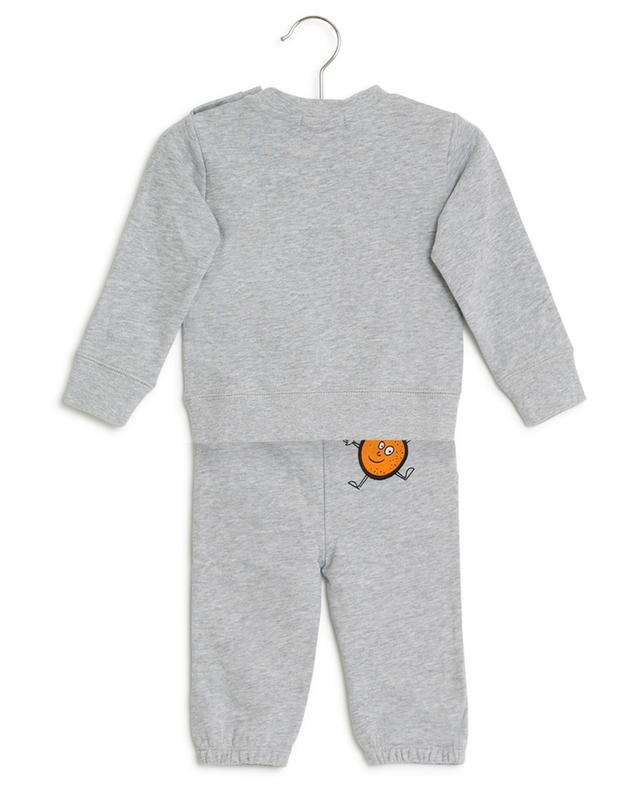 Fruit Badge cotton track suit STELLA MCCARTNEY