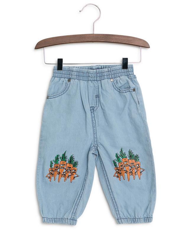 Veg Gang chambray trousers STELLA MCCARTNEY