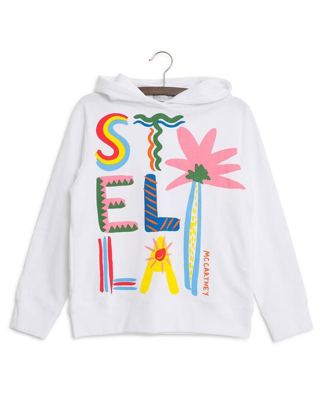 Stella Palm printed sweatshirt STELLA MCCARTNEY