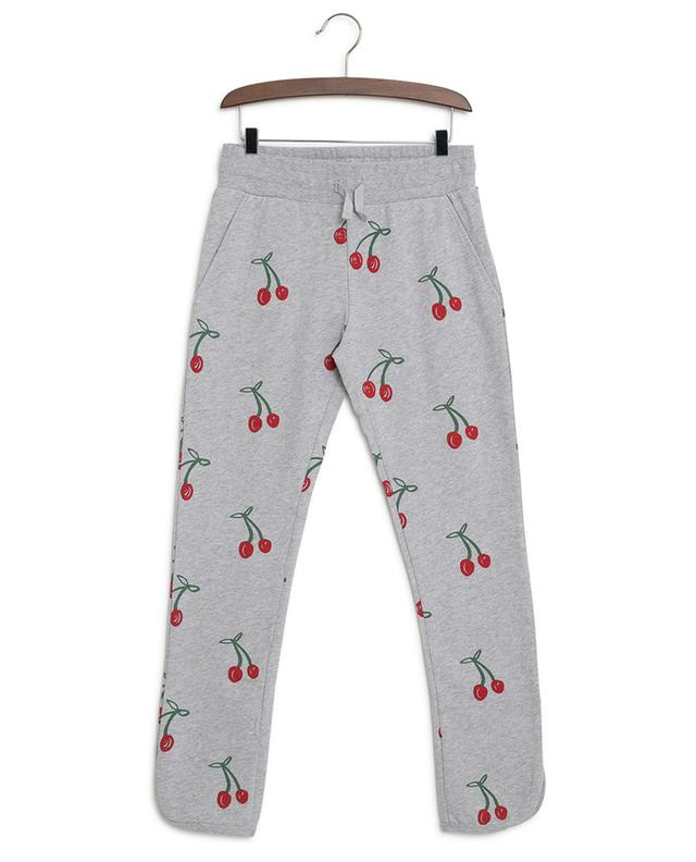 Pantalon de jogging imprimé Cherry STELLA MCCARTNEY