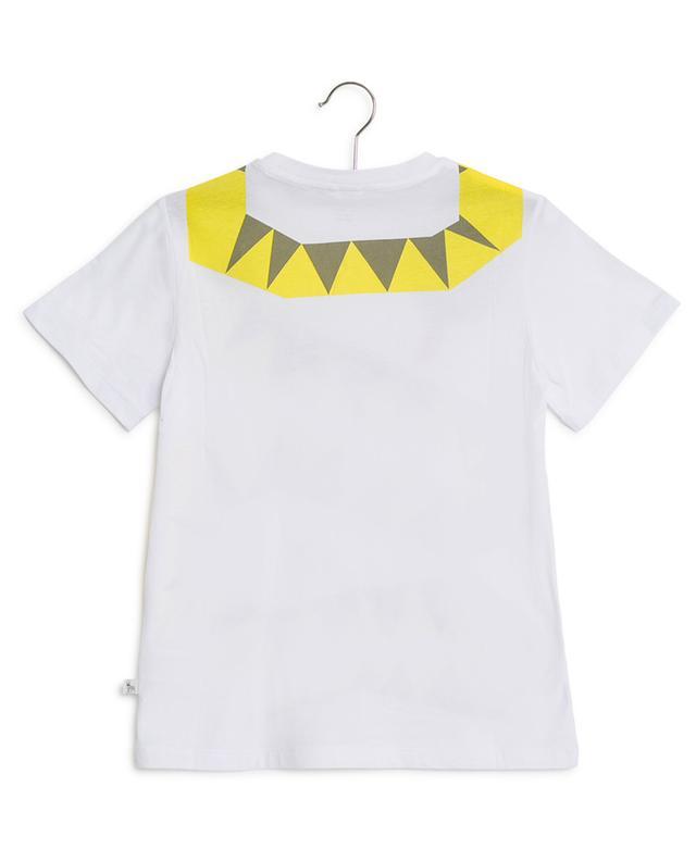 T-shirt en coton imprimé Snake STELLA MCCARTNEY