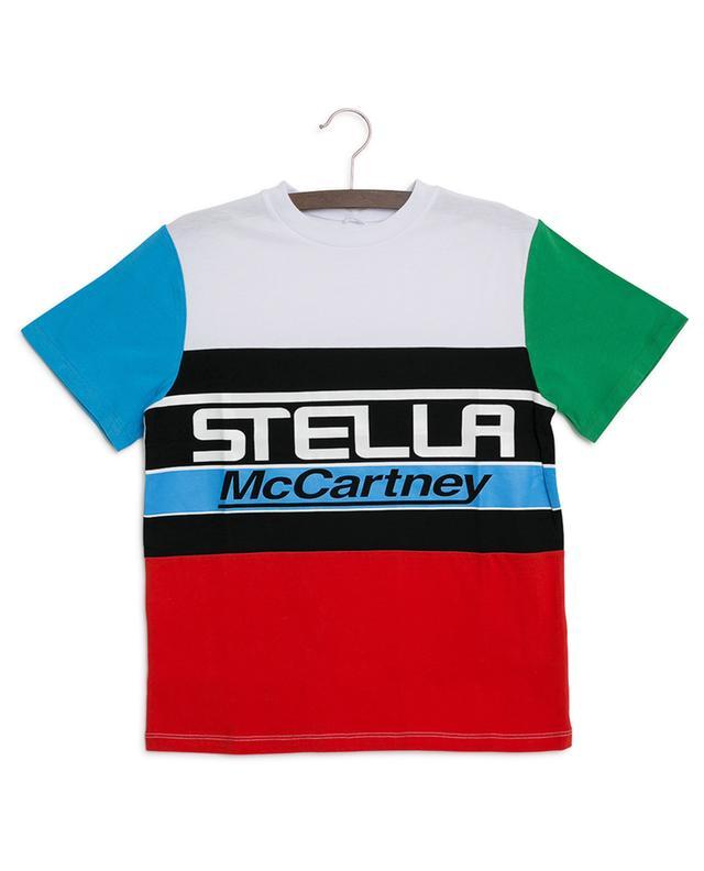 T-shirt blocs de couleur Stella Logo STELLA MCCARTNEY
