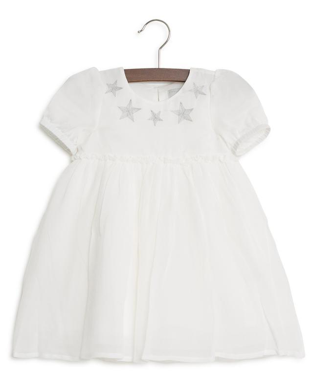 Silver Star embroidered dress STELLA MCCARTNEY