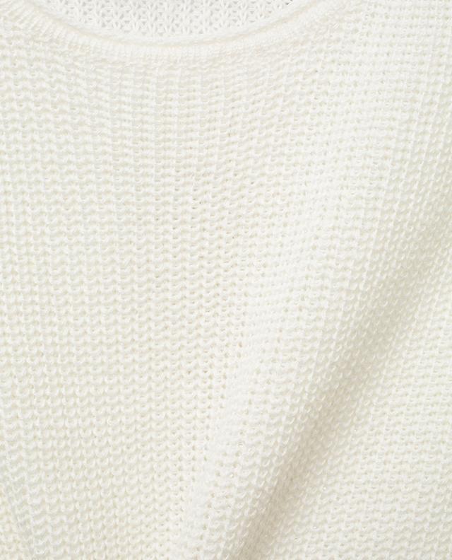 Robe droite tricot en lin BONGENIE GRIEDER