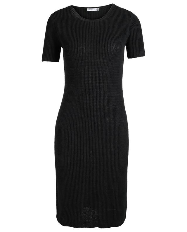 Straight linen knit dress BONGENIE GRIEDER
