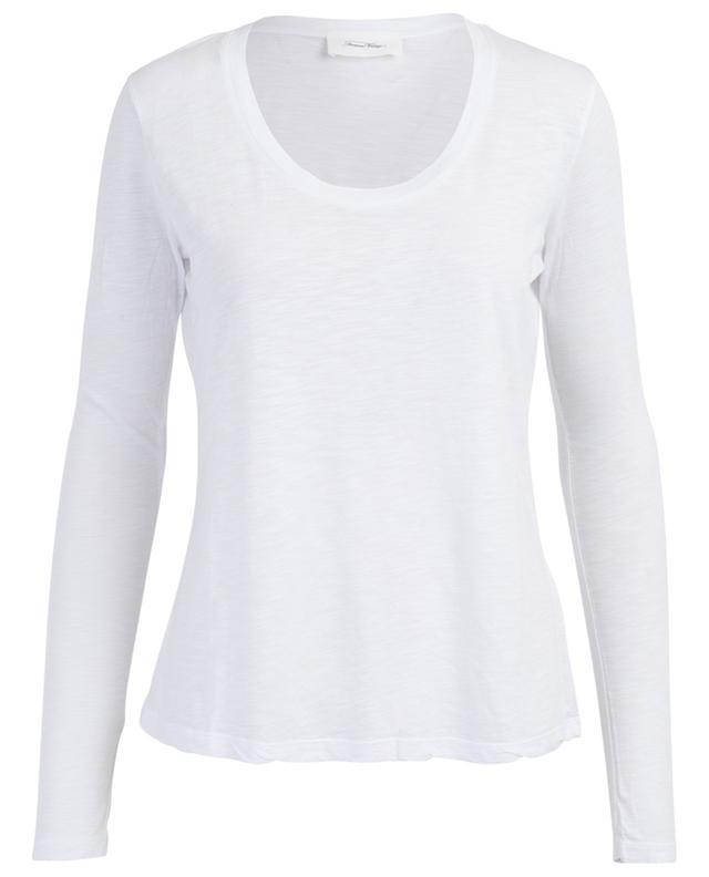 Langarm-T-Shirt Jacksonville AMERICAN VINTAGE