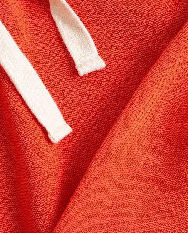 Sweat-shirt à capuche oversize Kinouba AMERICAN VINTAGE