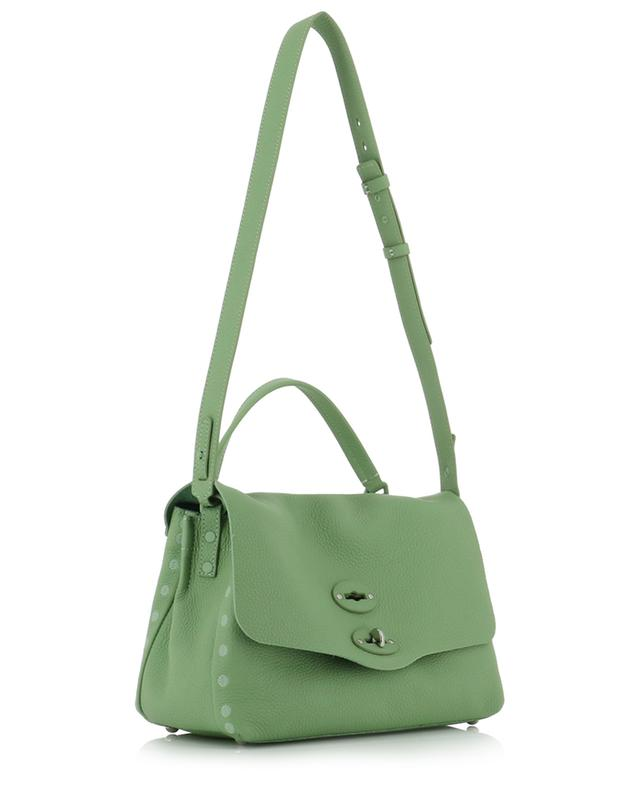 Postina S Linea Pura grained leather handbag ZANELLATO