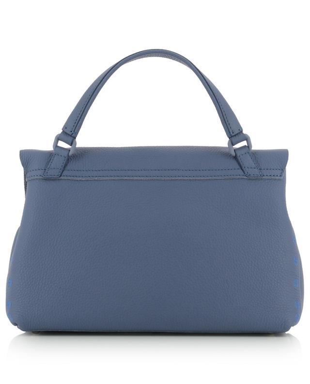 Postina S Linea Pura grained leather handbag ZANELLATO