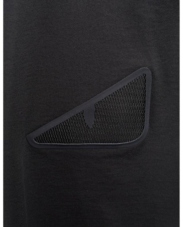 T-shirt en coton motif yeux Bag Bugs FENDI