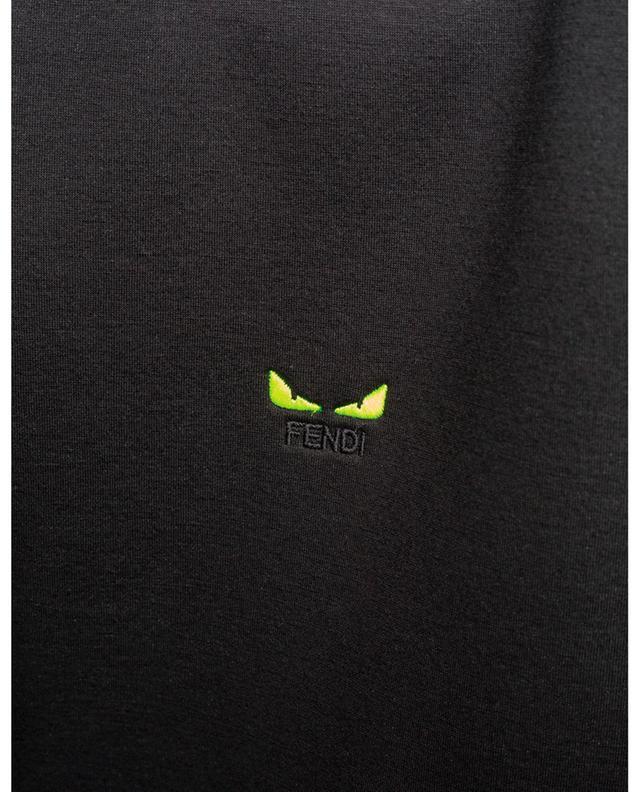 Bag Bugs eyes viscose bomber jacket FENDI