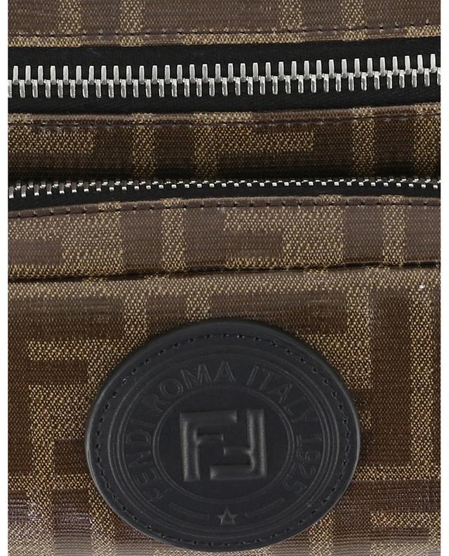 Gürteltasche aus FF-Jacquard Fendi Stamp FENDI