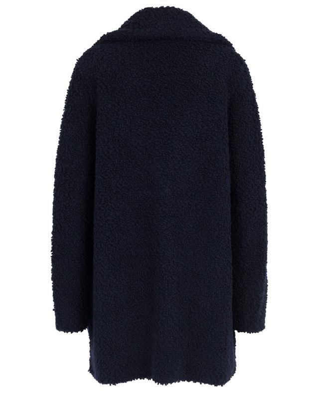 Faux fur open coat MARC CAIN