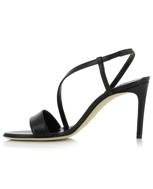 Sandalen aus Nappaleder mit Absatz Dressy Strap BONGENIE GRIEDER