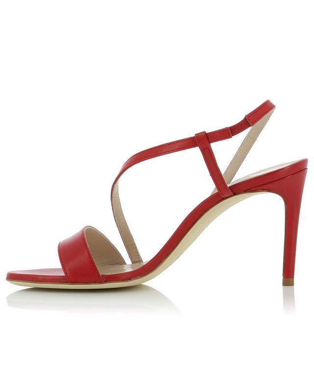 Sandales à talon en cuir nappa Dressy Strap BONGENIE GRIEDER