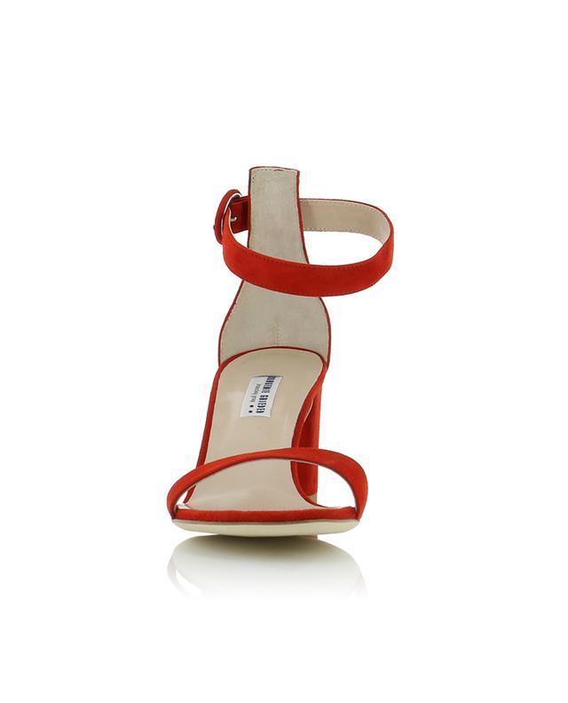 Sandales à talon carré en daim BONGENIE GRIEDER