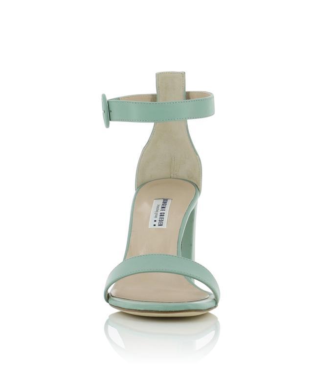 Sandales en cuir à talon carré BONGENIE GRIEDER