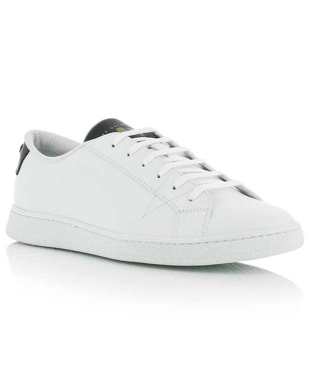 Calf leather low-top sneakers CAR SHOE