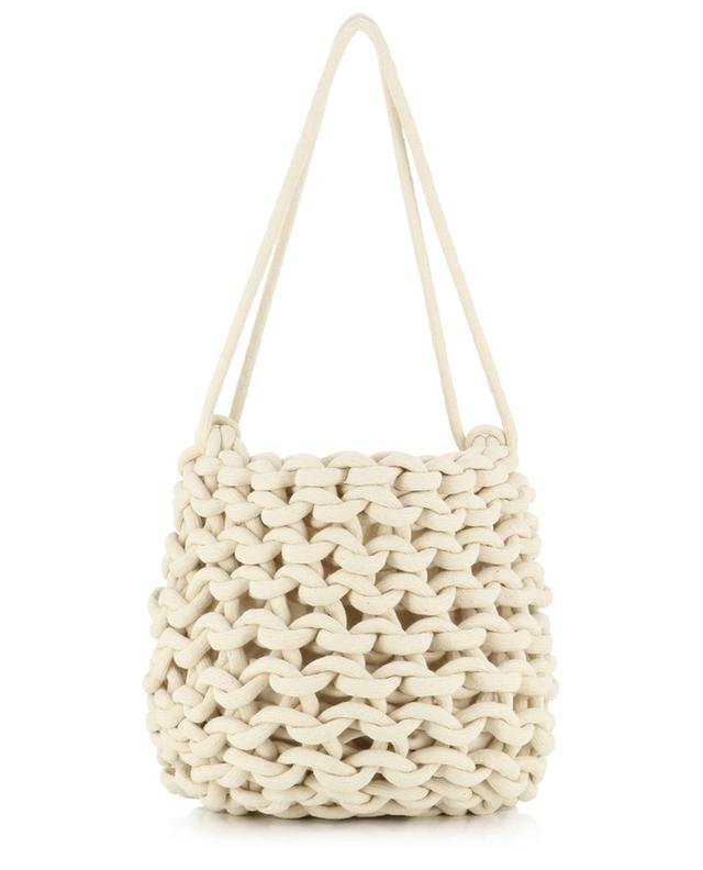 Ruth woven rope bag ALIENINA