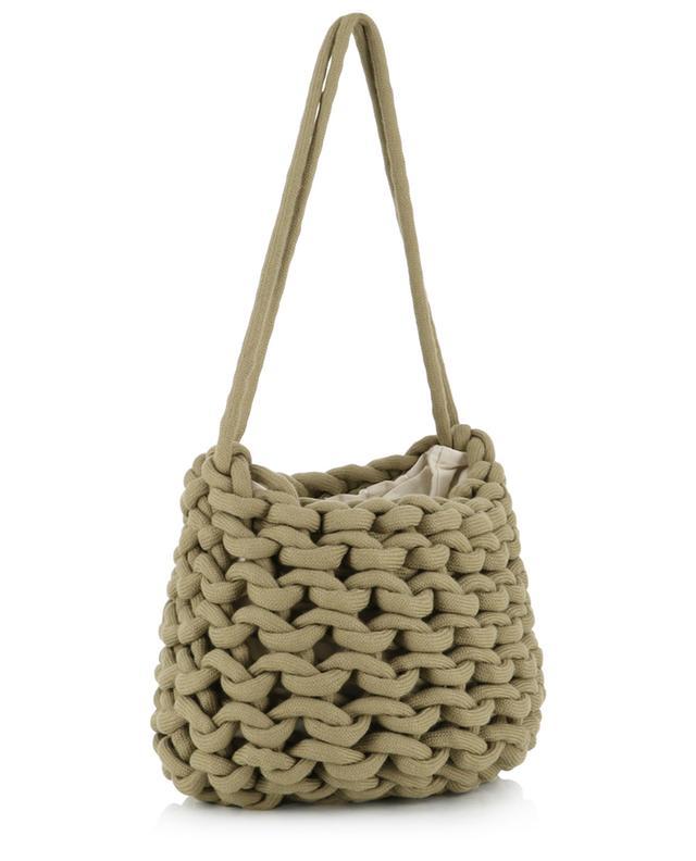 Ruth woven rope bag ALIENINA