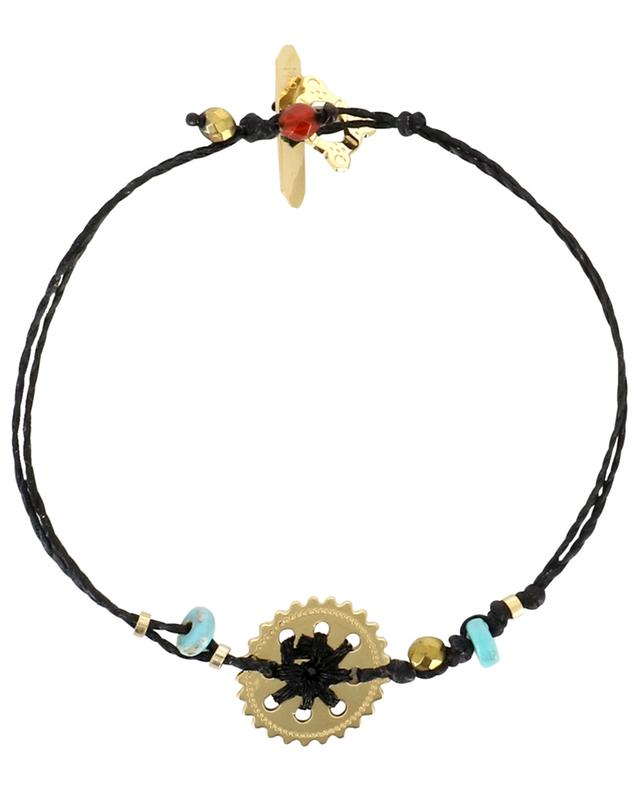 Kehmis gold-plated bracelet CAMILLE ENRICO
