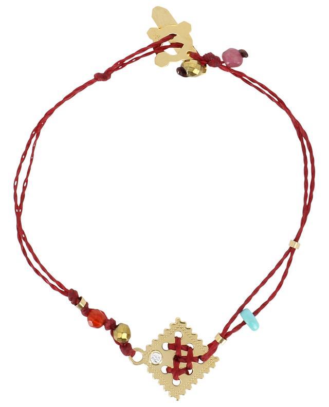 Bracelet plaqué or Ksar CAMILLE ENRICO