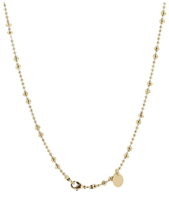 Zamora gold-plated necklace CAMILLE ENRICO
