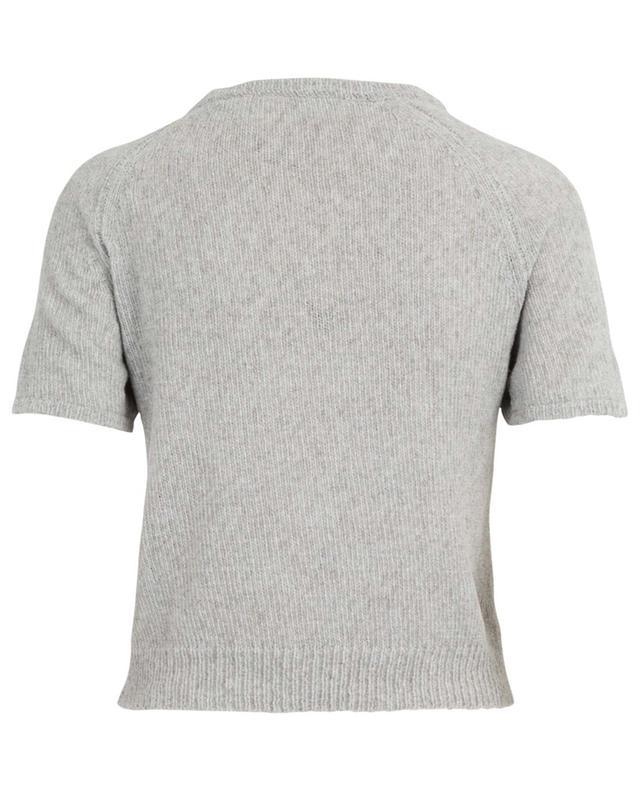 Bibaron chenille short-sleeve jumper AMERICAN VINTAGE