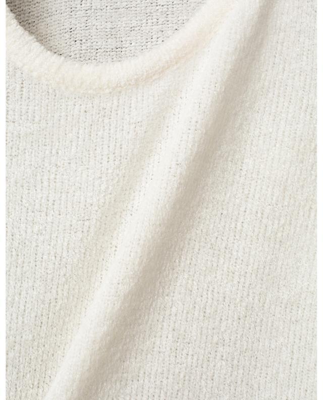 Débardeur tricot en chenille Douxy AMERICAN VINTAGE