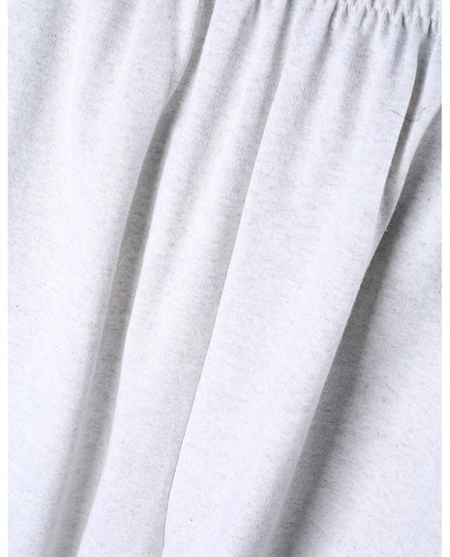 Melierte Caprihose aus Baumwolle Kadobay AMERICAN VINTAGE