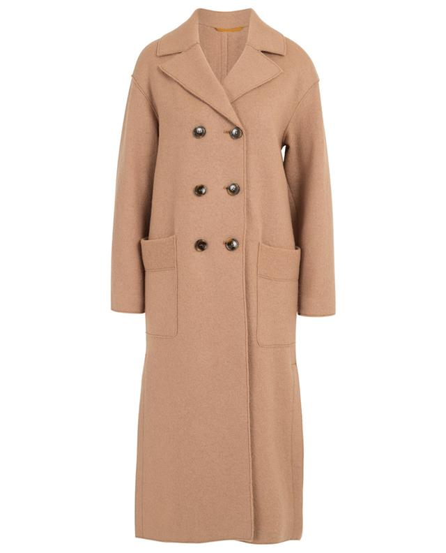 Dictate double-breasted bouclé coat IBLUES